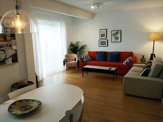 Espectacular piso recién reformado de 3 dormitorios