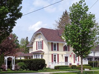 The Butter Barn Bed and Breakfast --The Red Room