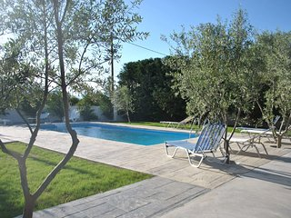 Luxury apartment with private swimming pool in Nafplio