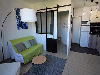 Arcachon centre - Beau studio cabine - 4/5 personnes - refait a neuf