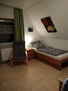 Room No. 3 in Monteurwohnung Borken