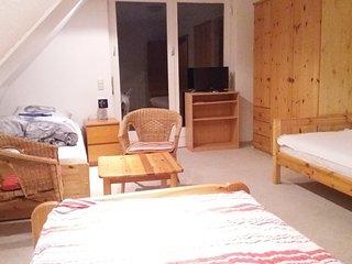 Room No. 1 in Monteurwohnung Borken