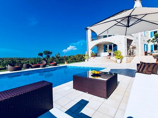 Top Luxury 5 star Villa Istria Hill