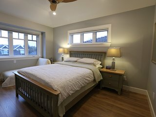 Flexstay room in Vancouver Traveller Bed & Breakfast