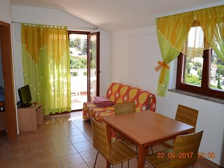 One bedroom apartment Jakišnica, Pag (A-4160-c)