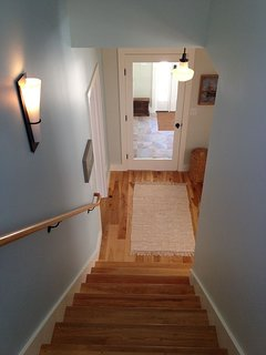 Lets go upstairs!
