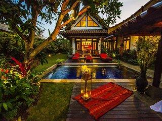 Exotic 4 Bedroom Close to Jimbaran Beach