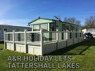 A&R Holiday Lets at Tattershall Lakes