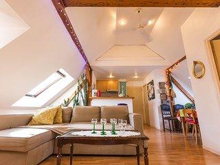 Deux appartement  confortable avec  5 chambres