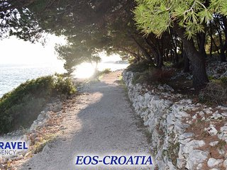 Luxurious seaview villa Berry with pool, jacuzzi and sauna EOS CROATIA