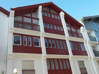 1 bedroom Apartment in Saint-Jean-de-Luz, Nouvelle-Aquitaine, France : ref 55558