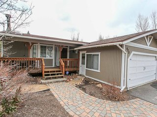 ~Ruff Inn It~Adorable Bear City Modern Chalet~AppleTV~Great Sun Deck~