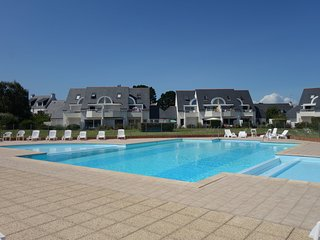 2 bedroom Apartment in Carnac, Brittany, France : ref 5544246