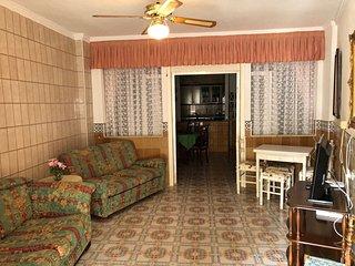 Amplio Apartamento en La Azohia.