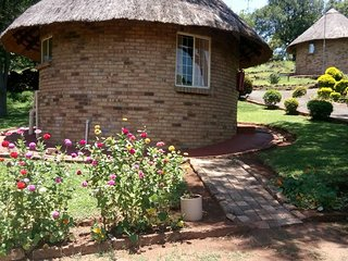 Mambedi Country Lodge Chalet Number 1