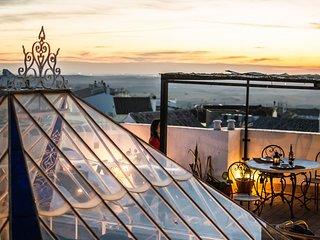 LOS BALCONES Apartamento en Medina Sidonia, lugares con encanto