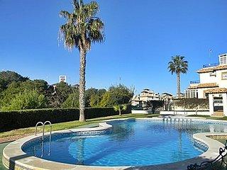 Ferienhaus * Meerblick * Sudseite * Pool * WIFI *  Zenia Boulevard *