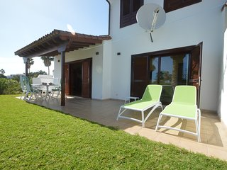 Two bedrooms lovely holiday home surrounded by golf courses