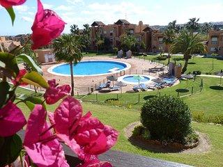 Appartement Standing 80 m2 vue Piscine et Jardin sur la Costa del Sol