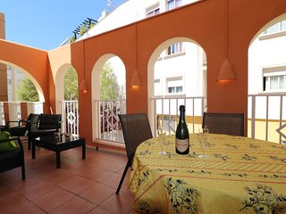 Central Moraira, Apartment, Beach, large Terrace, Wifi