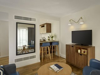 1 bedroom apartment in Barbican London is located in the heart of it all