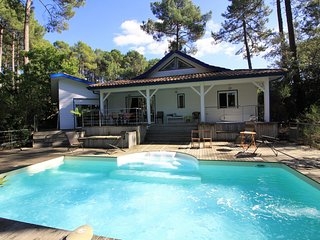Villa Green Land, piscine et golf