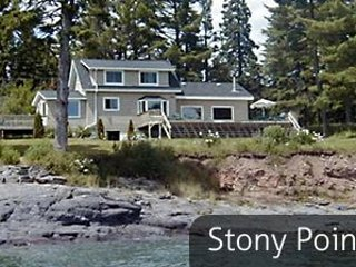 4 Bedrooms Lake Superior, 70 feet from the water, Spectacular View