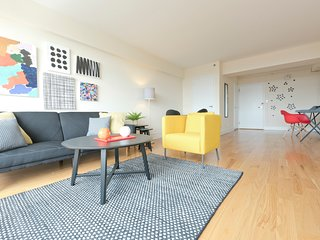 Unique 1BR in Brookline by Sonder