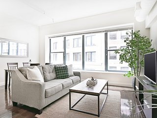 Spacious 2BR in Financial District by Sonder