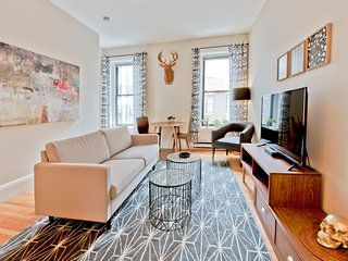 Central 1BR in Back Bay by Sonder