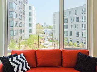 Posh 2BR in Lower Allston by Sonder