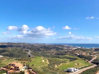 Luxury 3 Bedroom Duplex Penthouse overlooking Calanova Golf with Panoramic Views