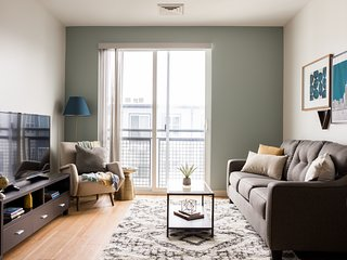 Modern 1BR in Seaport by Sonder