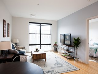 Delightful 1BR in Seaport by Sonder