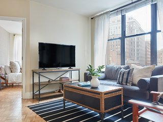 Intimate 1BR in Financial District by Sonder