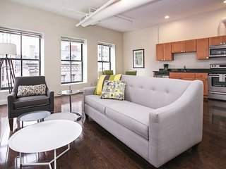 Bright 2BR in Downtown Crossing by Sonder