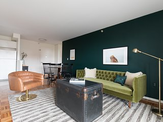 Colorful 2BR in Brookline by Sonder