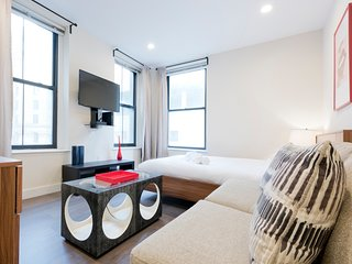 Hip 1BR in Downtown Crossing by Sonder