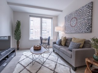 Modern 1BR in Fenway by Sonder