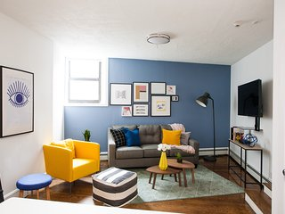 Colorful 1BR in North End by Sonder