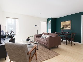 Open Concept 2BR in Downtown Crossing by Sonder