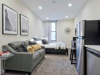 Sonder | Winthrop Square | Lovely Studio + Laundry