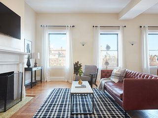 Distinctive 4BR in Fenway by Sonder