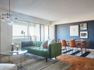 Contemporary 2BR in Mission Hill by Sonder