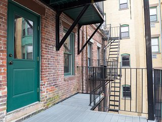 Unique 2BR in South End by Sonder