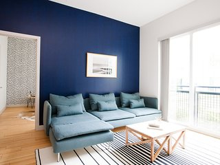 Bohemian 2BR in Seaport by Sonder