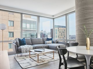 Sonder | Pierce Boston | Grand 2BR + Gym