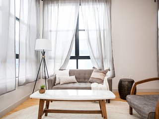 Handsome 2BR in Seaport by Sonder