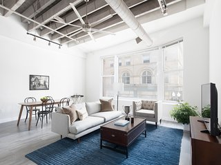 Expansive 1BR in Downtown Crossing by Sonder