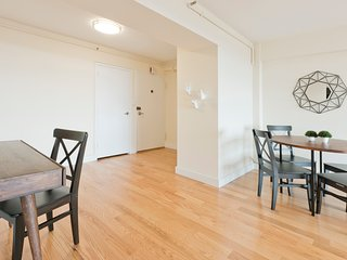 Sonder | Beacon Street | Bright 1BR + Gym